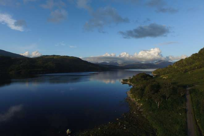 Loch Sunart from Morvern