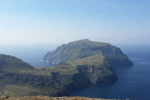 Island of Soay from St. Kilda