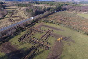 Archaeology on the A9